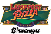 Lamppost Pizza – Orange