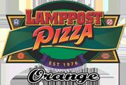 Lamppost Pizza – Orange